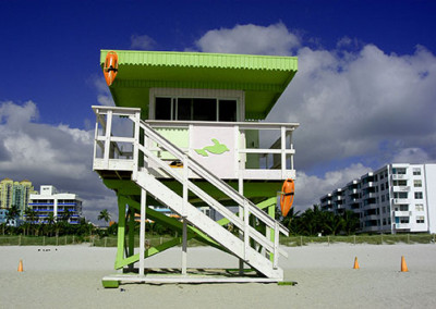 Lifeguard Station 4