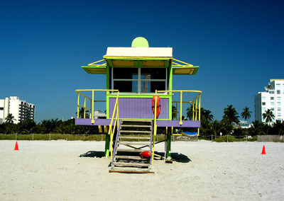 Lifeguard Station 6