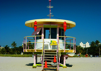Lifeguard Station 7