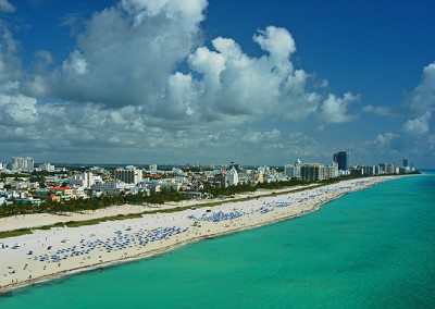SoBe from the air