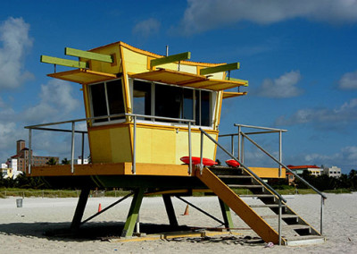 Lifeguard Station 1